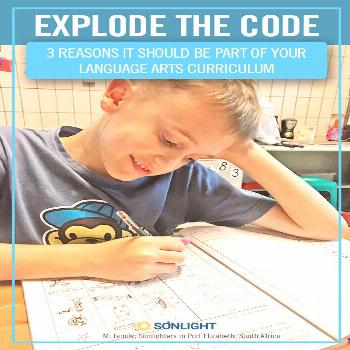 3 Reasons Explode the Code Should Be Part of Your Language Arts Curriculum Although the phonics ser