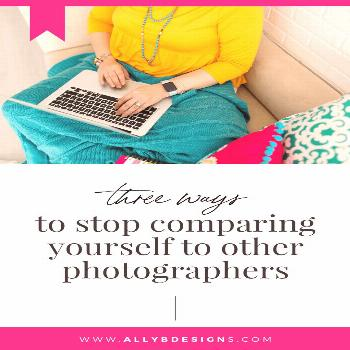 3 Ways to Stop Comparing Yourself to Other Photographers -  We've all felt it—that feeling of j