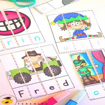 4 Ways To Adjust Consonant Blend Activities For All Levels Do you have some students who got conson