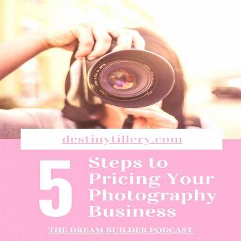 5 Steps to Pricing Your Photography Business Pricing a photography business is no easy task. Find o
