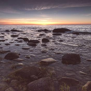 Baltic sea august 2015 by Denny Bitte -
