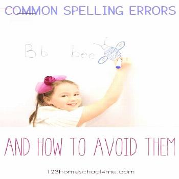 Common Spelling Errors and How To Avoid Them    <a class=pintag href=/explore/spelling/ title=#spel