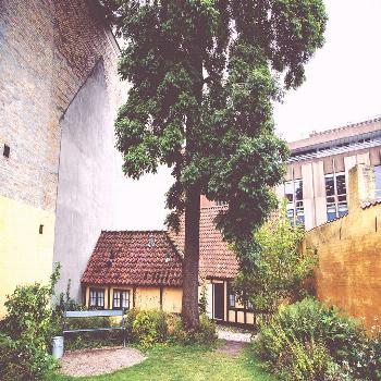 Exploring odense with my family:the place hans christian andersen lived inlooks lik... -