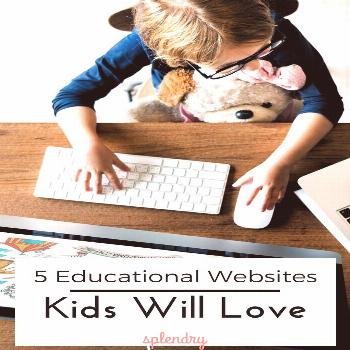 Give your kids an advantage with these educational websites. From reading help, to language, math,