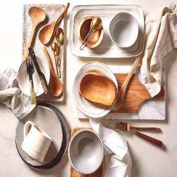 Here's where to buy food photography props! Image by Shell Royster