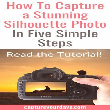 How To Take A Stunning Silhouette Photo Learn how to take a silhouette photo with your DSLR  in 5 s