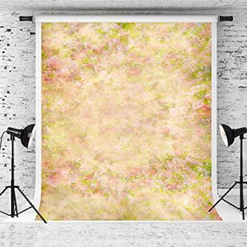 Kate 5x7ft Spring Floral Photography Backdrop Flowers