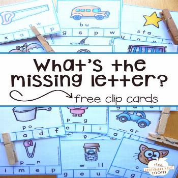 Looking for a middle sounds activity? Build phonics skills with this fun set of task cards! Kids cl