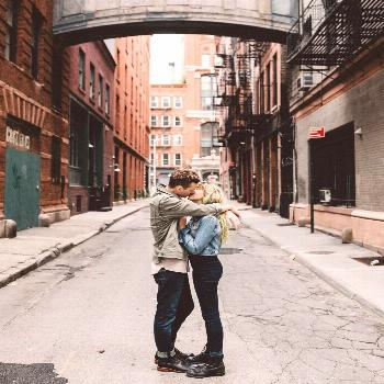 New York City Couples Session - Asheville + Raleigh Photographers -  New York city couples session