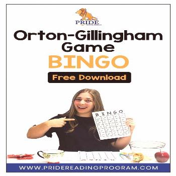 Orton-Gillingham Game {FREE download} Here is a fun Orton-Gillingham game that you can play in your