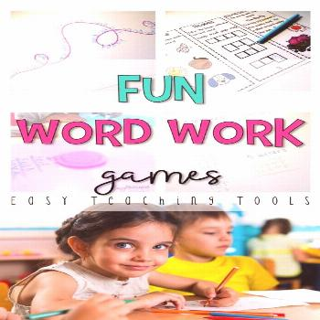 Phonics Activities and Games for K-2 - Easy Teaching Tools Implement these 3 easy phonics activitie
