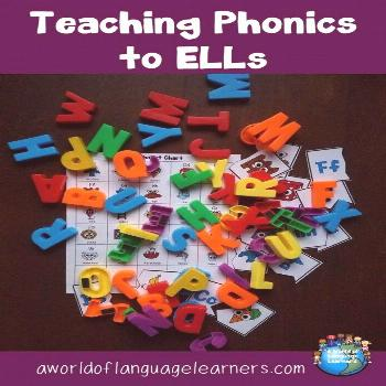 Phonics for ELLs - A World of Language Learners Learn about some of the differences between teachin