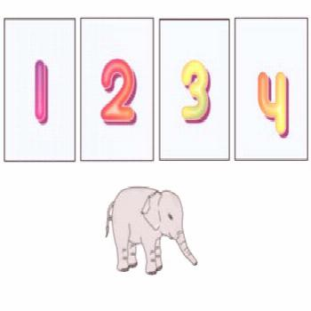 Phonological Awareness Count Syllables BOOM Cards distance learning speech Students identify whethe