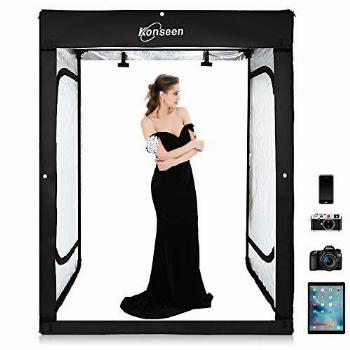 Professional Photography Studio Dimmable LED Large Shooting