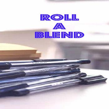 Roll a blend Create this quick and easy roll a game with cardboard around your house.
