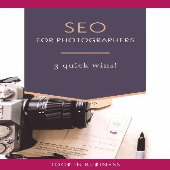 SEO for Photographers - 3 Quick Wins! TiB Live with Galen Mooney SEO for Photographers: learn how y