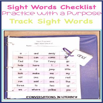 Sight Word Activities Practice With Purpose Simple and Effective Ideas Tracking Sight words Ideas f