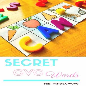 Want to teach kindergarten phonics with engaging activities? This packet helps your students to lea