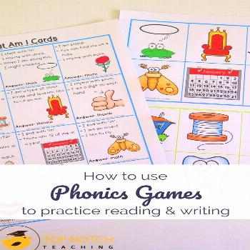 Why Phonics Games Are The Best Way To Teach Alternative Spellings - Top Notch Teaching Kids love pl