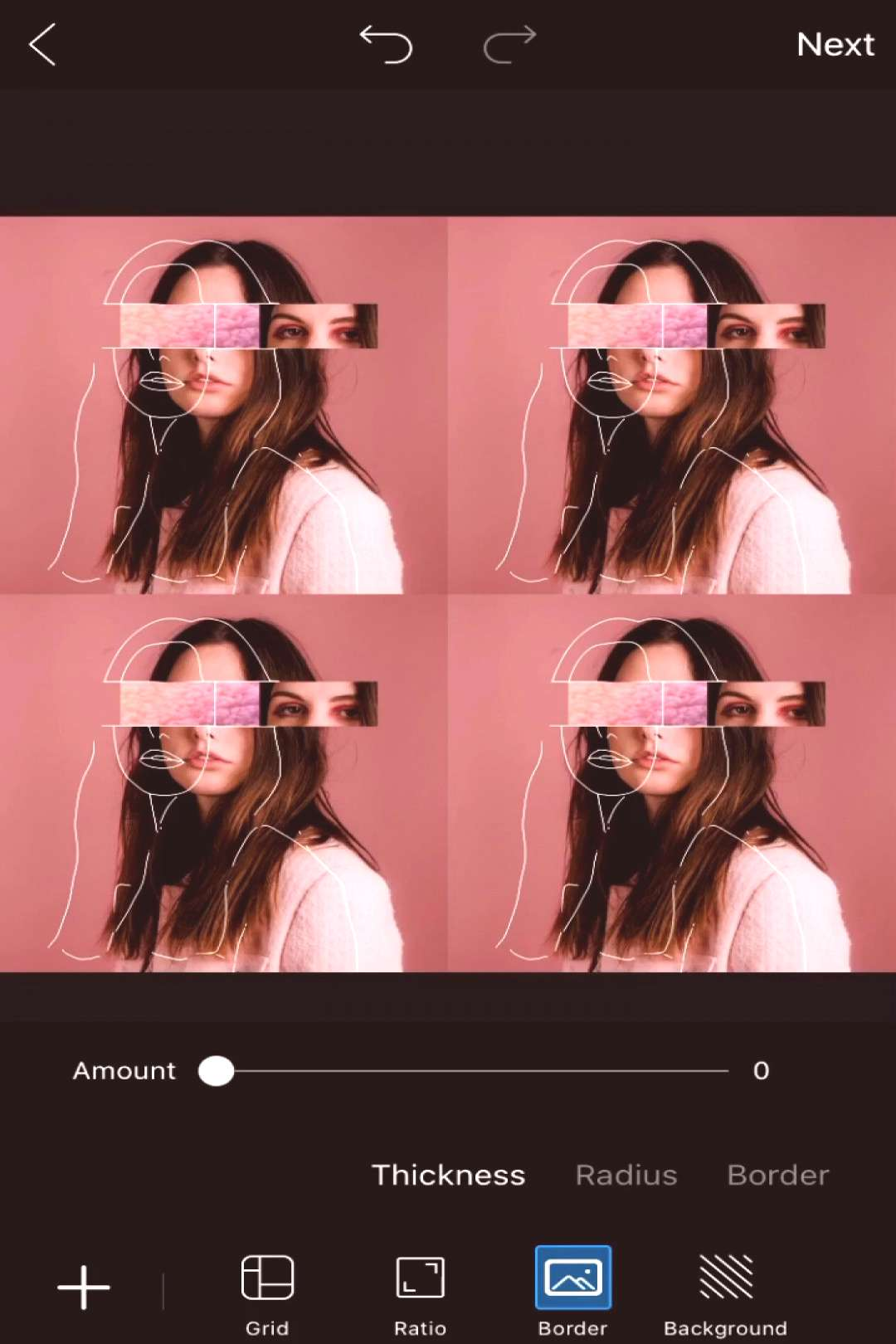 Designing An Aesthetically Pleasing Minimalist Collage With Just Your Phone ? | PicsArt Tutorial
