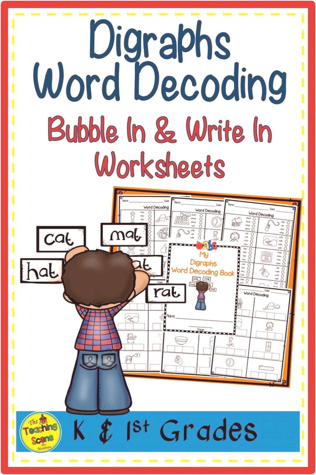 Digraphs Word Decoding Worksheets Are you looking for some digraph word decoding worksheets or asse