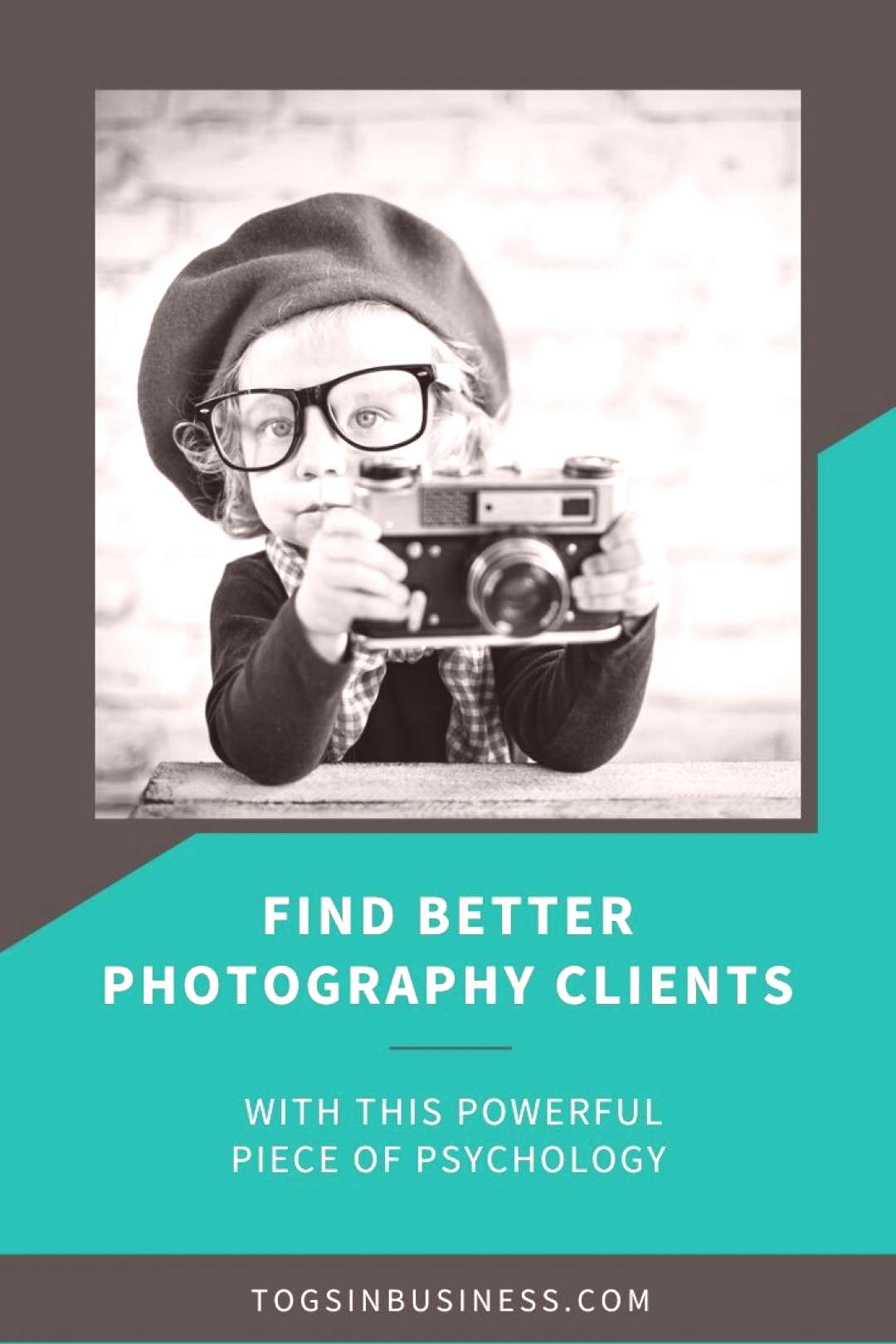 Find better photography clients with this powerful piece of psychology Learn about this powerful pi