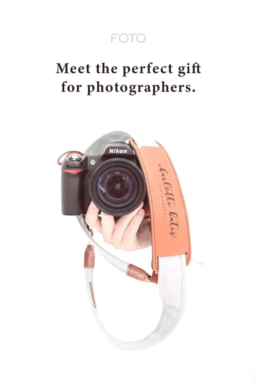 Have a photographer in your life? Meet the perfect gift for photographers the F... - -