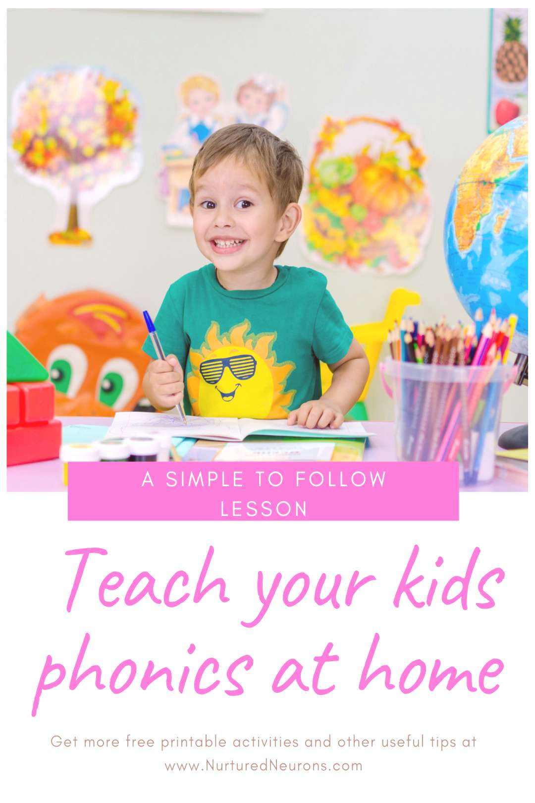 How to Teach the Letter Sounds at Home - Nurtured Neurons Want to teach your kids the letter sounds