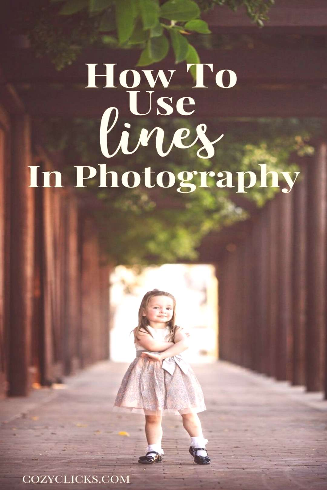 How To Use Lines To Create Beautiful Photos Photography tips to help you shoot beautiful photos. L