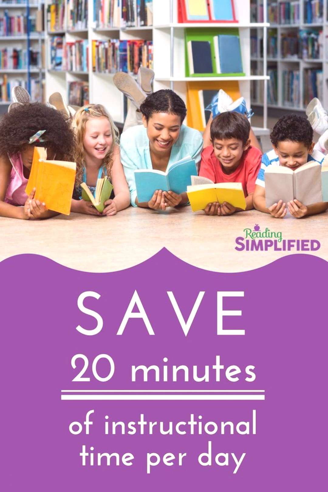 Integrate, Dont Isolate Teach Multiple Reading Skills Simultaneously - Reading Simplified Discove