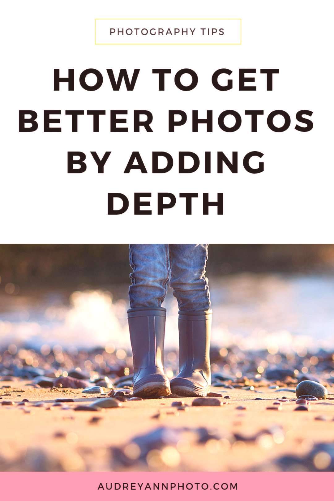 Learn how to add depth to photos with these photography composition tips. Click through to get ph