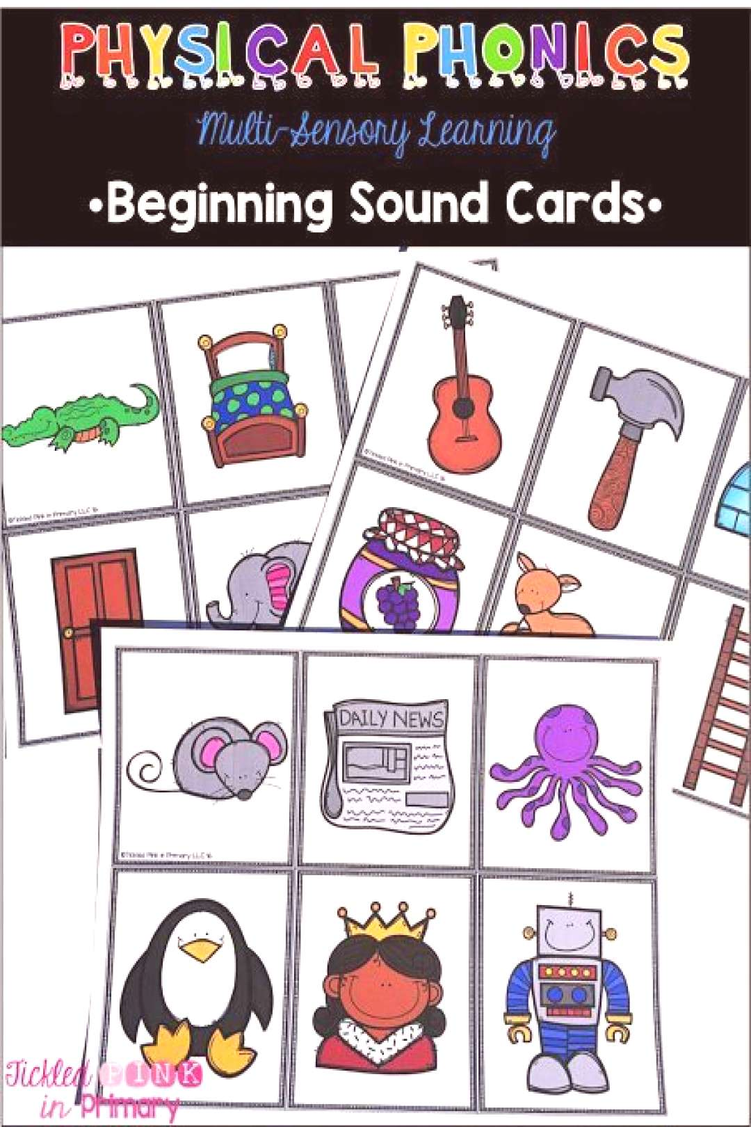 Learning the Alphabet Through Movement - Physical Phonics part 1 -