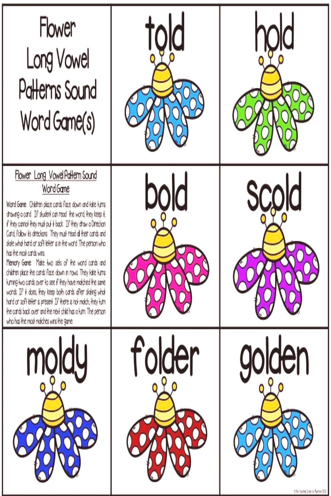 Long Vowel Pattern Sounds Centers amp Worksheets Are you looking for some practice activities for the