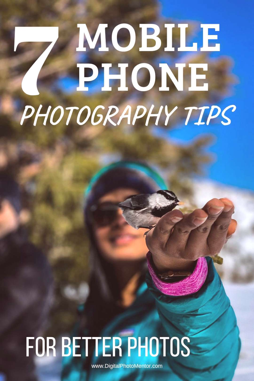 Mobile phone photography tips for learning to take better photos with your smartphone. Get your be
