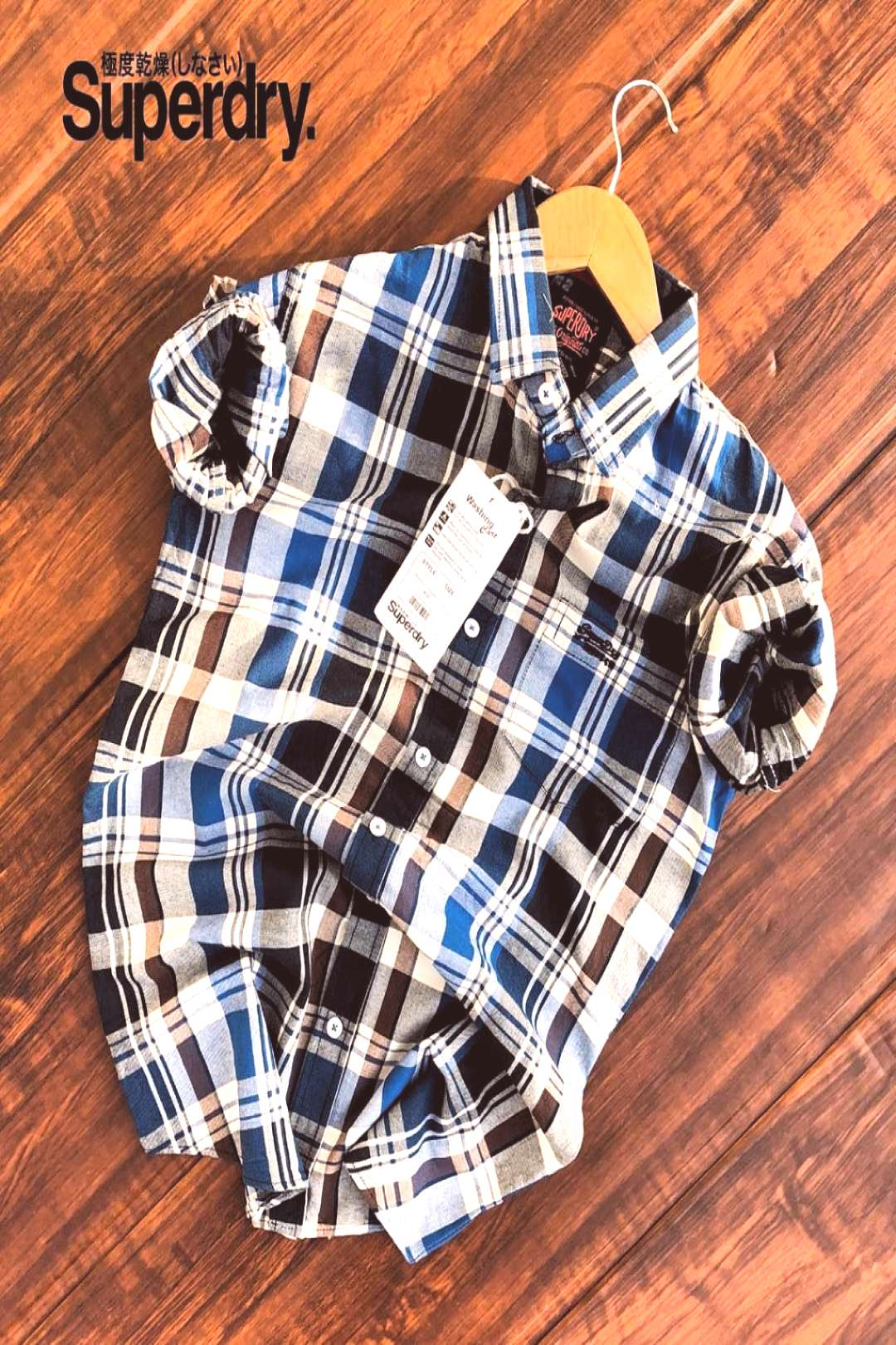 [New] The 10 Best Photography (with Pictures) - SUPERDRY High quality CHECK SHIRTS 2 awesome color