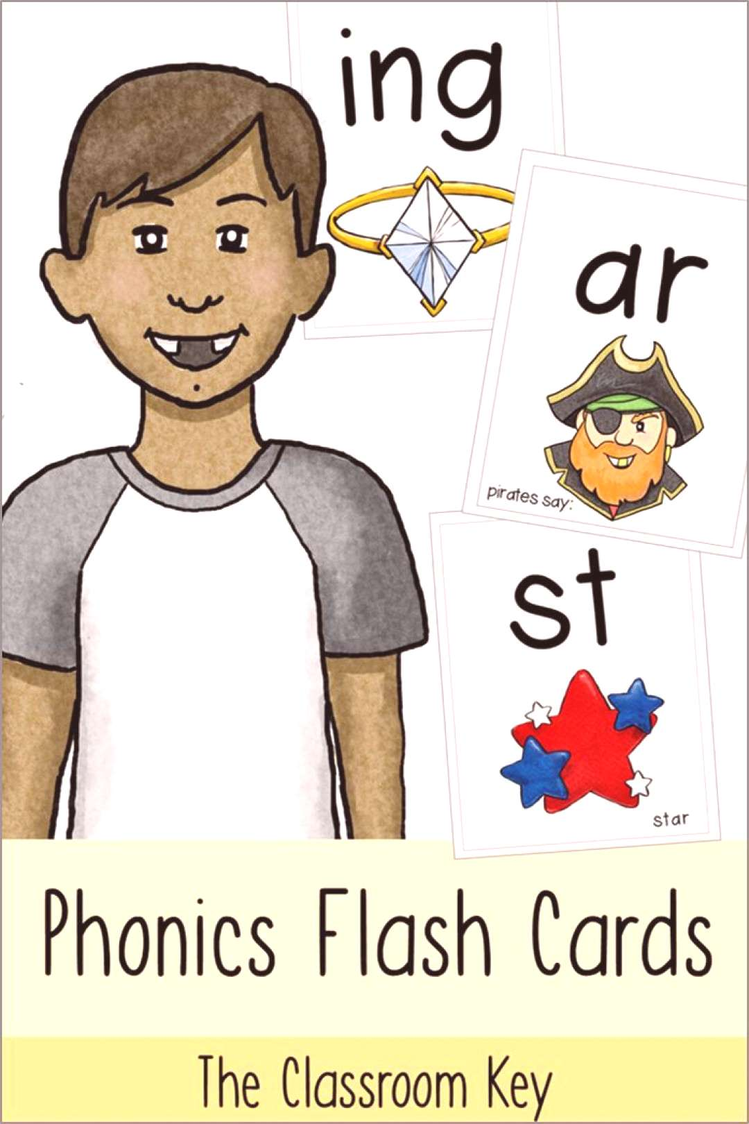 Phonics Flash Cards - The Classroom Key Phonics and sound spelling flash cards - practice letter so