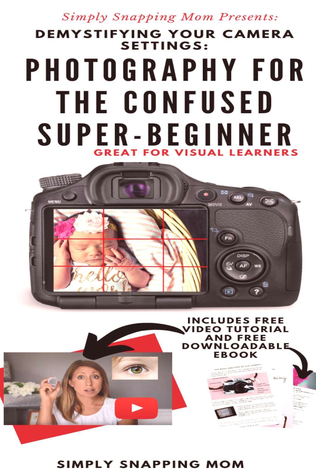 Photography Tips for Beginners Are you ready to learn exactly how to use your camera? Are you ready
