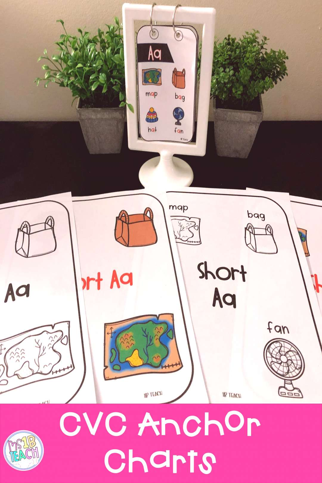 Short Vowel Mini Anchor Charts Looking for an easy way to show off the short vowel sounds to your s