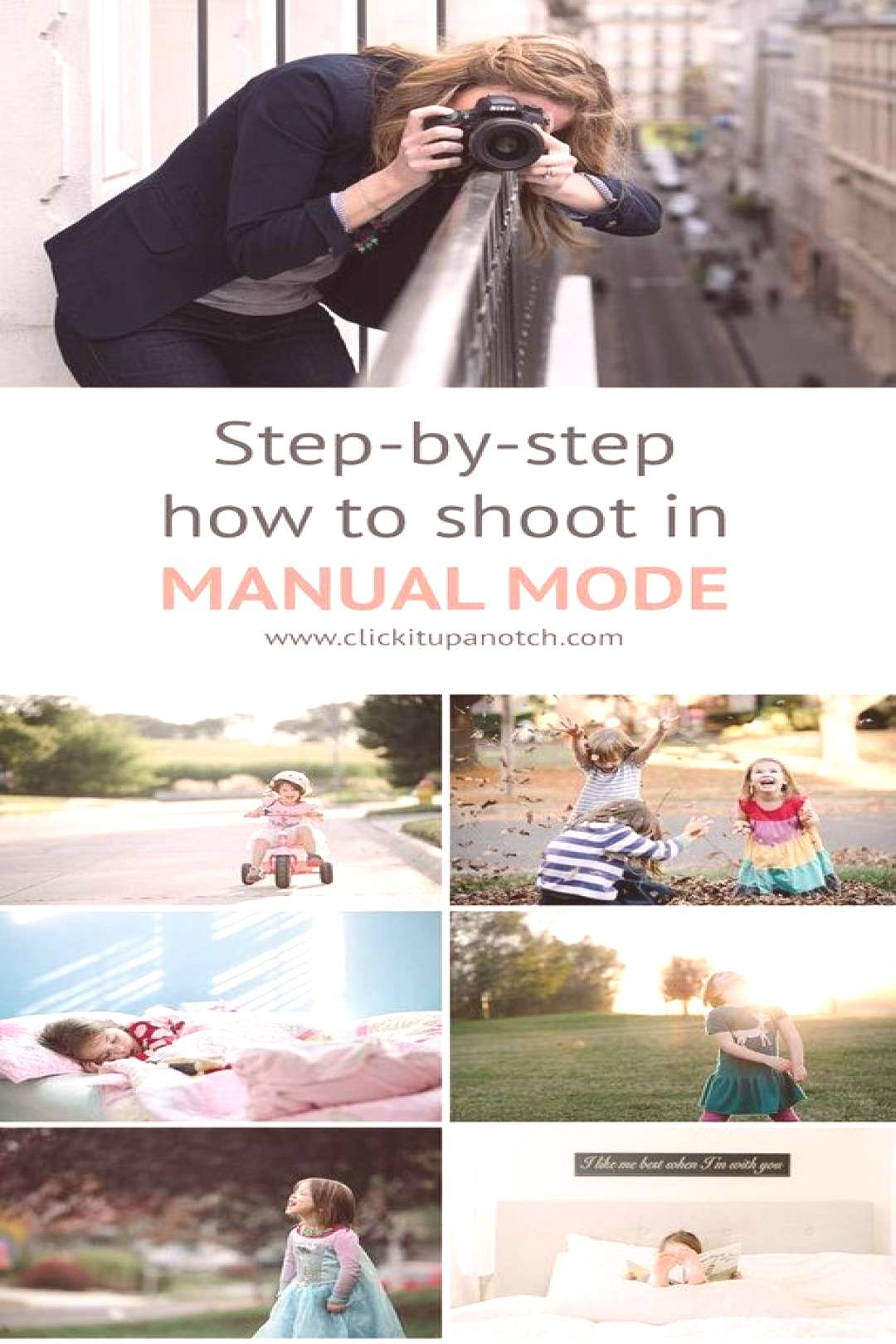Stop feeling frustrated with your camera! This step-by-step tutorial teaches you everything you nee