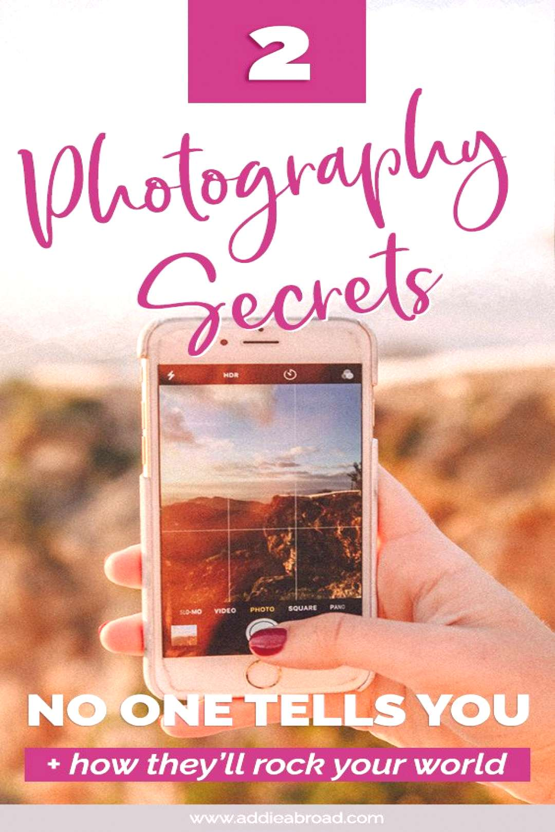 Think you need a big, fancy camera to take great photos? Think again. Read about these 2 photograph
