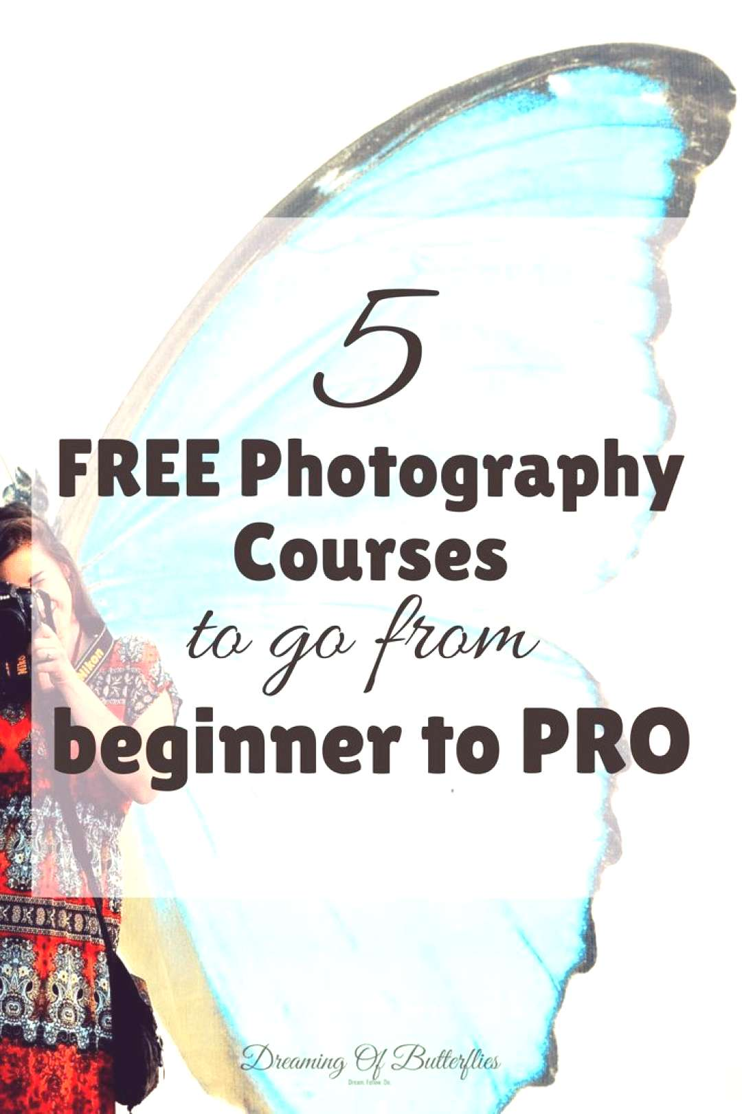 Top 5 Free Essential Photography Courses that will make you Shoot like a Genius » Dreaming of butt
