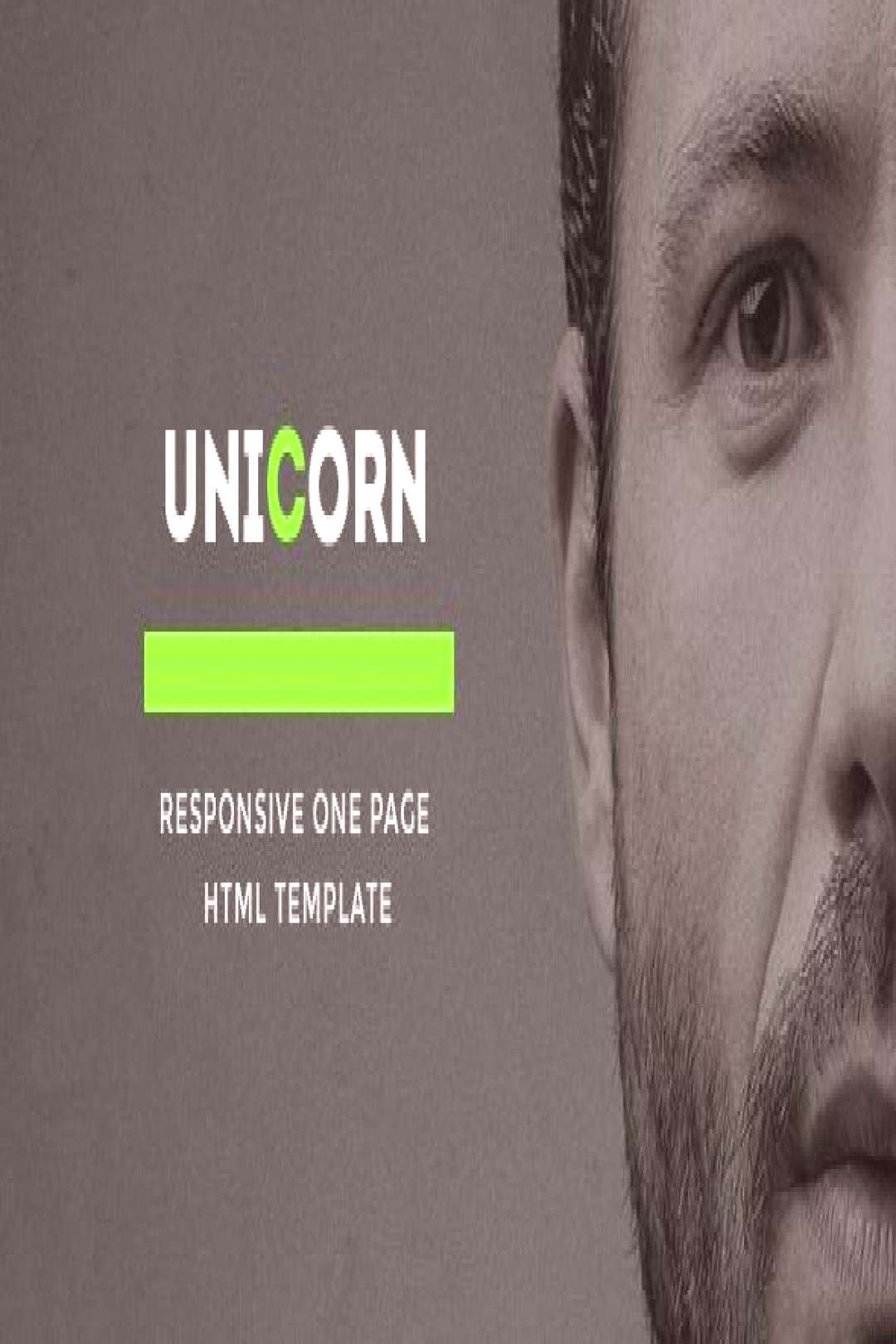 Unicorn - Onepage Multipurpose Html Template ⠀ Unicorn is a Fully Responsive, Modern and Multip