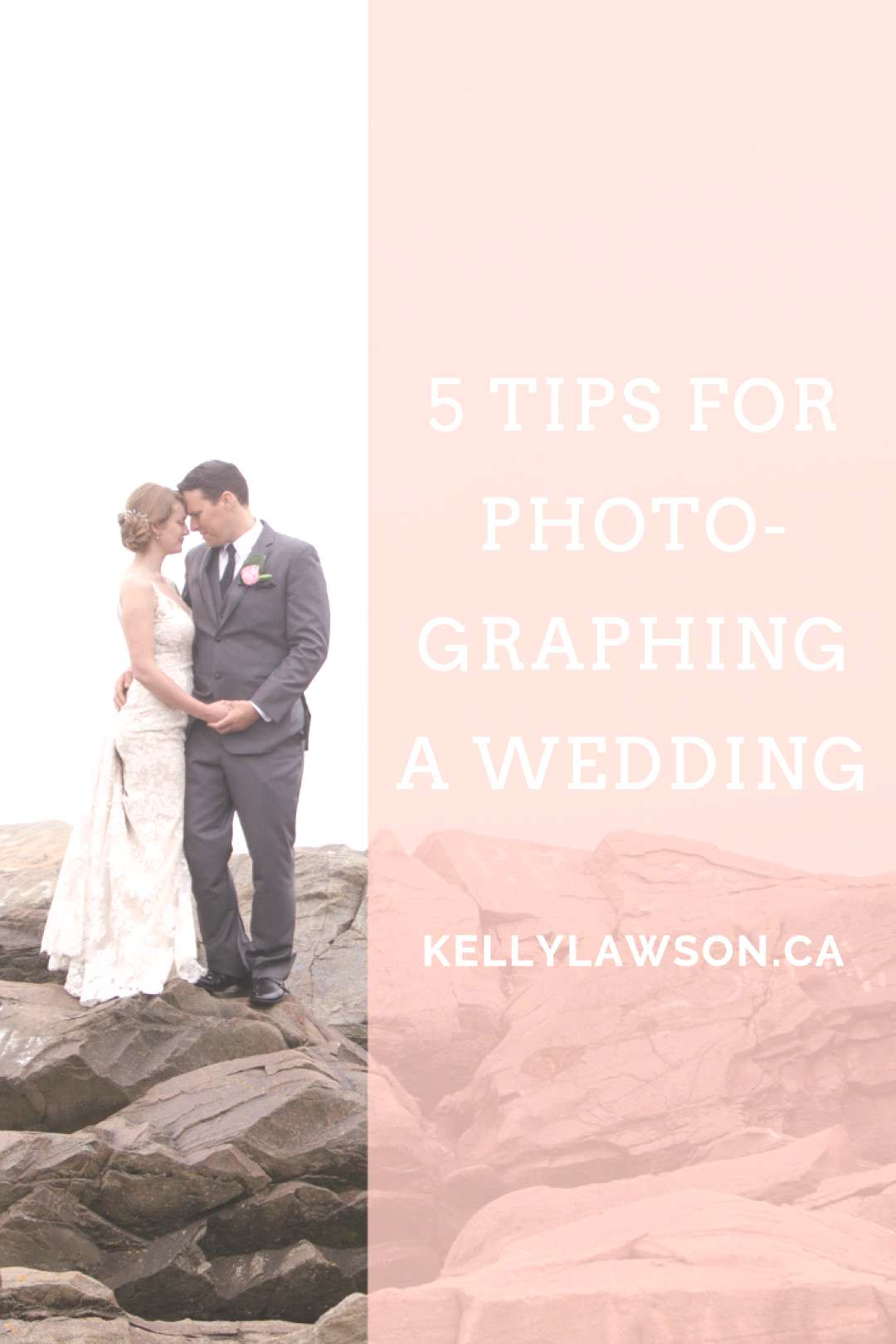 Wedding Day Tips for Photographers + A Gift - Kelly Lawson#day